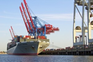 container, transport, maritime, cargo, beateau, international